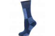 Panthzer Kids Ski Socks Çocuk Kayak Çorap Mavi - 33 - 35