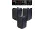Lastvoice Hoparlör ve Anfi Mağaza Ses Sistemi Black Soft Paket-2