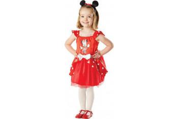 Rubies Minnie Balerin Kırmızı