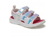 Kinetix Dıgna Beyaz Kız Çocuk Sandalet - 30