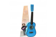 Andres 6 Tel Çocuk Gitar Mavi