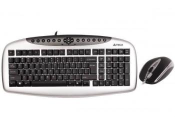 A4-Tech KB-21-Q-PS2-3D