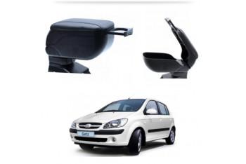 Autoen Hyundai Getz Bardaklıklı Kol Dayama Kolçak Siyah