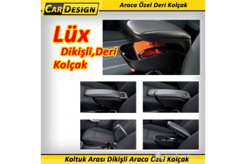 CRD Corsa C Araca Özel Koltuk Arası Kolçak Stand 3265a