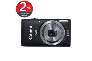 Canon IXUs 160 Dijital Kompakt Fotoğraf Makinesi - siyah