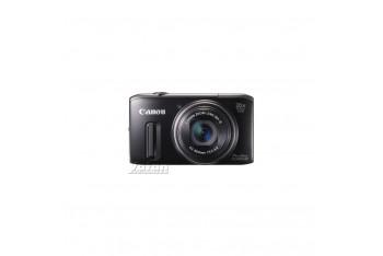 "Canon Powershot sX260 12.1 MP 3"" LCD Ekran Dijital Fotoğraf Makinesi - siyah"