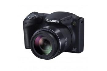 Canon sX 410 Is Dijital Fotoğraf Makinesi - siyah
