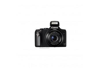 "Canon sX170 16 MP 3"" LCD Ekran Dijital Fotoğraf Makinesi - siyah"