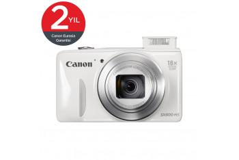 Canon sX600 Digital Fotoğraf Makinesi - Beyaz