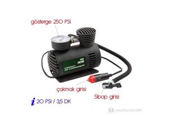 Modacar Şişirici Kompresör 20 Psı35 Dk 250 Psı Lastik Şişirici 571402
