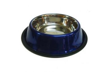 Amazon Asrtp-8 Regular Col. Bowls 8 Oz/Çelik Mama Kabı Gece Mavisi
