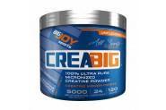 Big Joy Crea Big Micronized Creatine Powder 120 Gr