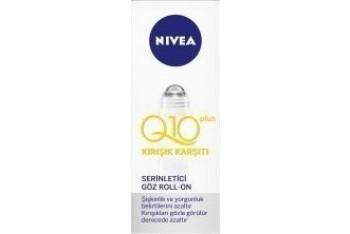 Nivea Q10 Plus Şişkinlik Giderici Roll-On 10 ml