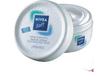 Nivea Soft El ve Vücut Kremi 300 ml