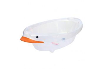 Moje Ördek Giderli Küvet - Şeffaf Beyaz
