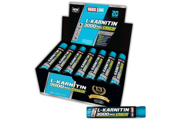 Hardline L-KARNITIN Matrix 3000 mg 30 ml*20 adet