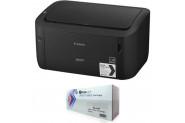 Canon I-Sensys LBP6030B Mono Lazer Yazıcı + Tam Dolu Pluscopy Toner - Siyah