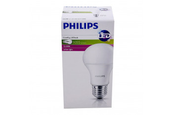 Philips Led CorePro 105-75W E27 sarı