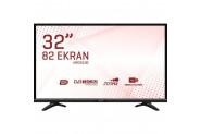 """Morio MR32100 32"""" 82 Ekran Uydu Alıcılı HD Ready LED TV"""