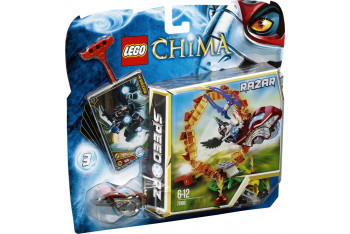 Lego Chima Ring of Fire