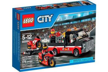 Lego City Racing Bike Transporter