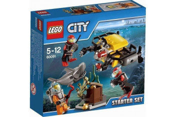 Lego Deep Sea Starter Set