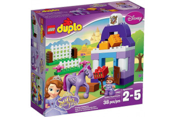 Lego Duplo Sofias Royal Stable