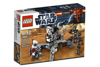 Lego Elite Clone Trooper Commando Droid Battle Pack