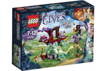 Lego Farran And The Crystal Hollow
