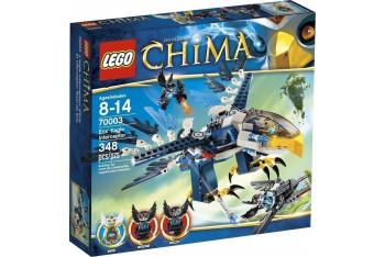 Lego Lord of Chima Eris Eagle Interceptor V29 70003