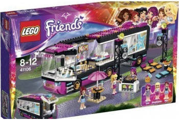 Lego Pop Star Tour Bus