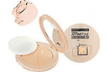 Maybelline Affinitone Pudra 09 Opal Rose