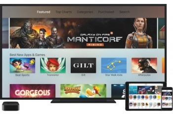 Apple New Tv