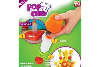 Cix Pop Chef Meyve Sebze Şekillendirici Set