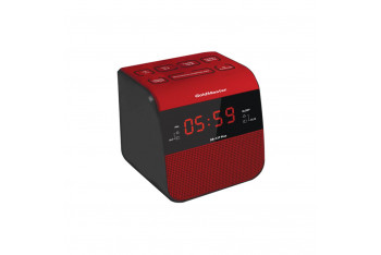 GoldMaster R-137 Plus Alarmlı saat Dahili FM/AM Radyo Led Ekran
