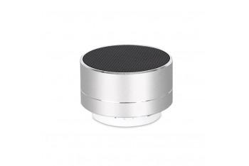 Mikado MD-X7BT Gümüş Usb-sD-Fm Destekli Bluetooth Mini speaker