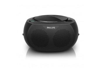 Philips AZ100B/12 CD Çalar 2W RMs Çıkış Gücü CD CD-R ve CD-RW FM Radyo