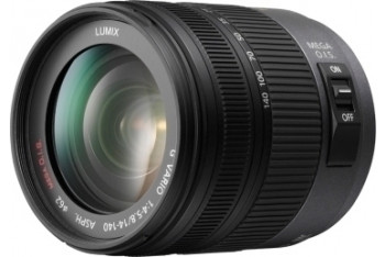 Panasonic Lumix G Vario 14-140mm f40-58 MFT