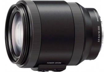 Sony SEL-18200 18-200mm F35-63 Telephoto Zoom