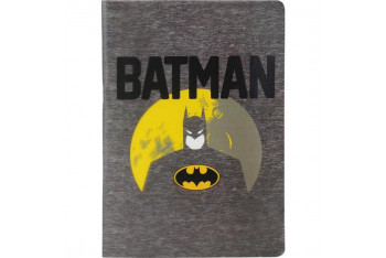 Mynote Batman 26 x 18,5 40 Yaprak Pp Kapak Çizgili Defter