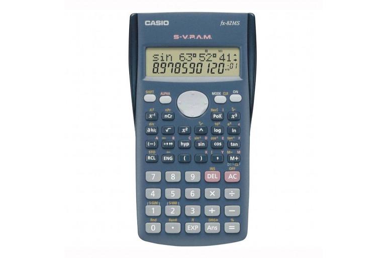 Casio FX-82Ms Bilimsel Hesap Makinesi