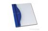 Serve Ayaklı Sunum Dosyası 40Lı A4PpAyakta Durması İçin Arkaya Doğru Açılan SırtLastik KilitLacivert Sv-6840