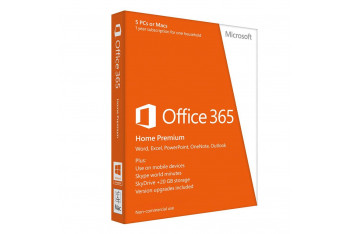 Microsoft Office 365 Home Premium Ofis Yazılımı