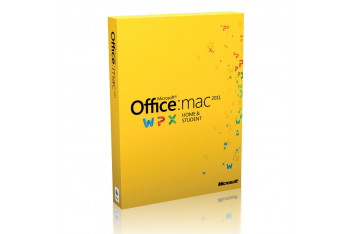 Microsoft Office for Mac Home Student 2011 Eng