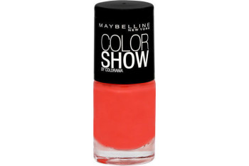 Maybelline Color Show Oje 342 Coral Craze
