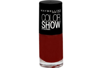 Maybelline New York Color Show Oje 15 Candy Apple