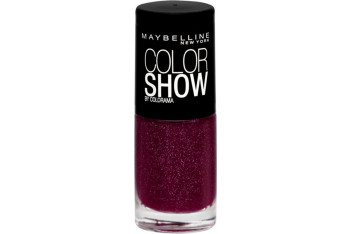 Maybelline New York Color Show Oje 265 Wineshimmer