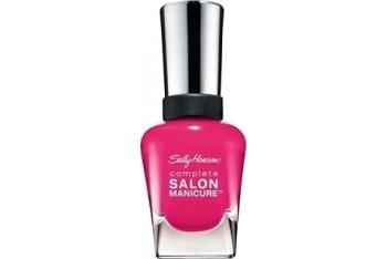 Sally Hansen Complete Salon Manicure 7 Etkili Fusya Pembe