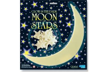 4M Ay ve Yıldızlar