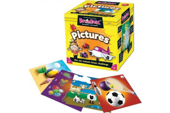 Brainbox Games İlk Resimlerim